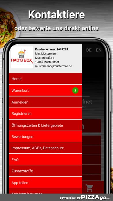 Haos Box Reutlingen Hohbuch screenshot 3