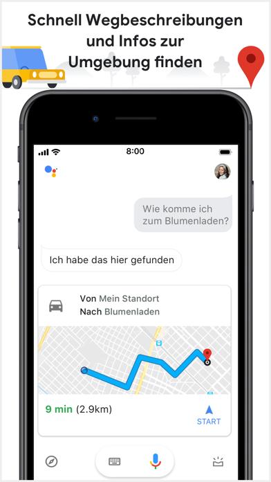 Google AssistantScreenshot von 4