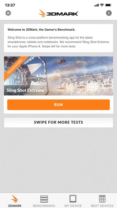 3DMark Sling Shot Benchmarkのおすすめ画像1