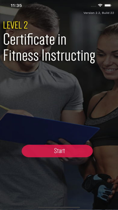 Level 2 Exercise & Fitness Q&A screenshot 1