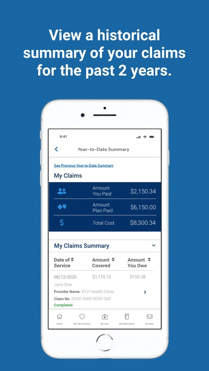 BCBSMA MyBlue Member App screenshot-8