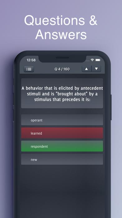 ABA Exam (BCBA) screenshot 4
