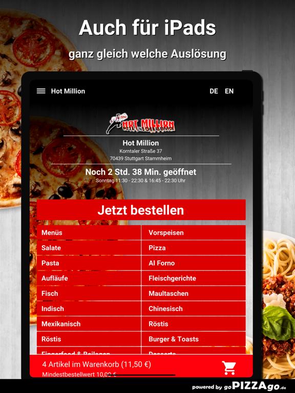 Hot Million Stuttgart screenshot 7