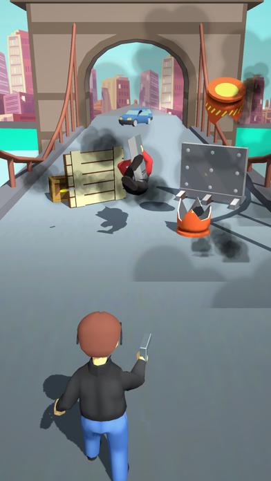 Bullet Fly 3D screenshot 1