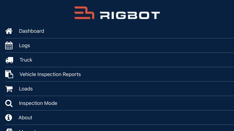 Rigbot ELD screenshot-5