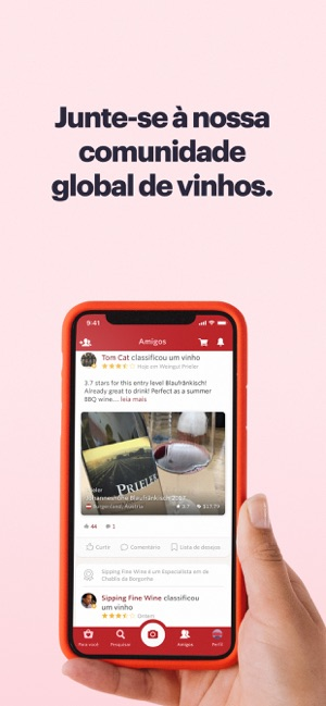 ‎Vivino Wine Scanner Screenshot