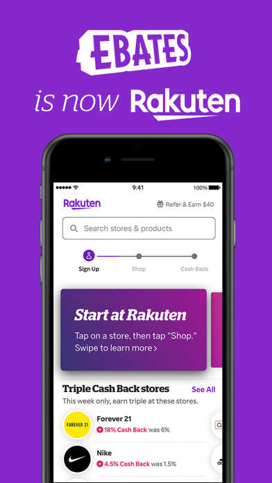 Rakuten: Cash Back Shopping wiki review and how to guide