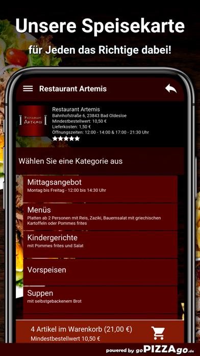 Artemis Bad Oldesloe screenshot 4