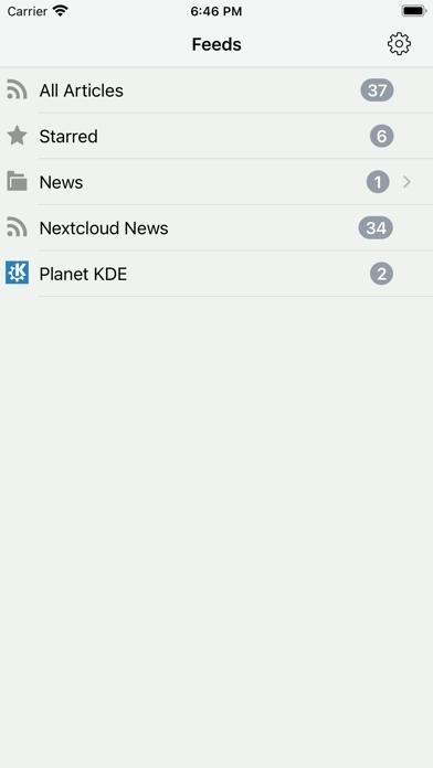 CloudNews - Feed Readerのおすすめ画像1