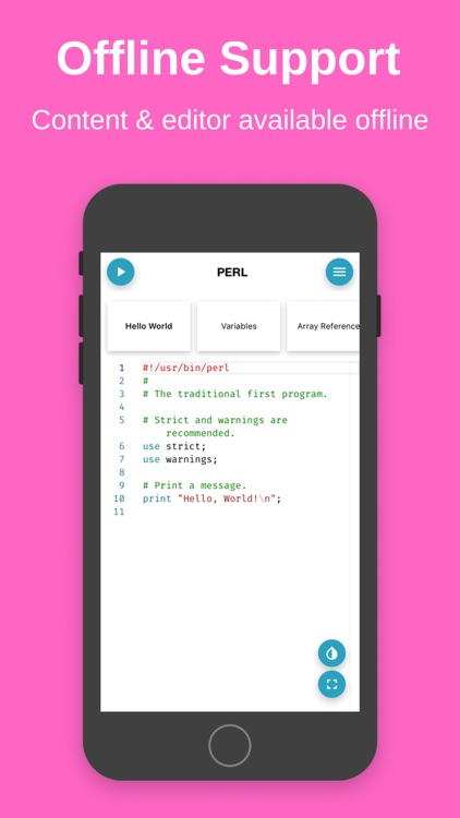 Code Playground: Learn to Code screenshot-3
