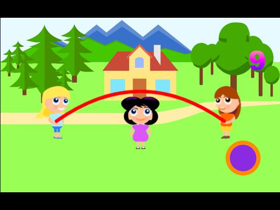 Rope Jump Game screenshot #2