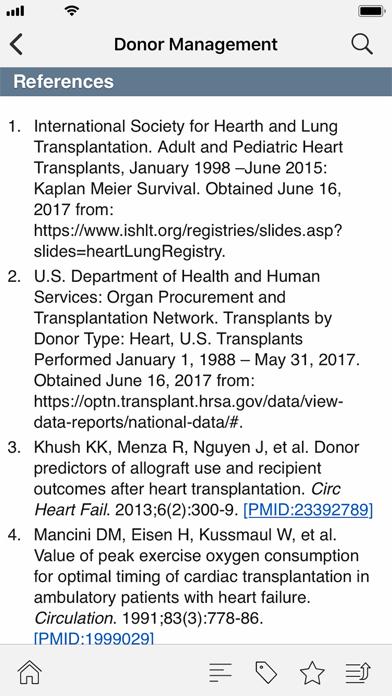STS Cardiothoracic Surgery screenshot 5