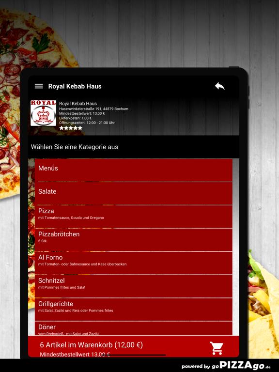 Royal Kebab Bochum screenshot 8