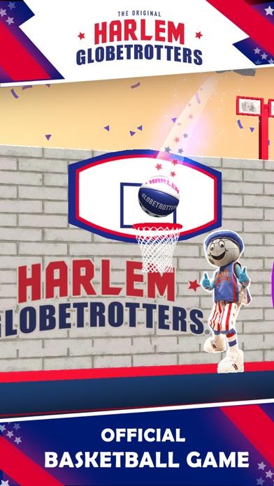 Harlem Globetrotter Basketball screenshot 1