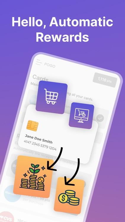 Pogo: Receipt-Free Rewards screenshot-3