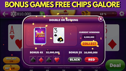 Video Poker Casino Games screenshot #4