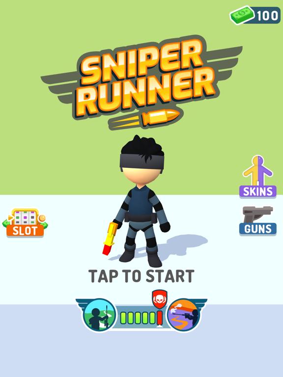 Sniper Runner screenshot 6