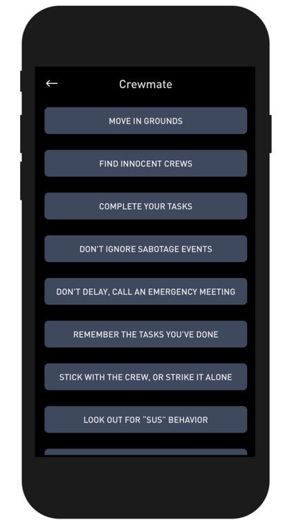 Tips & Tricks For Among US screenshot-3