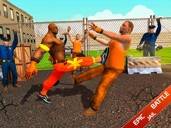 Prison Karate ring Bodybuilder screenshot 9