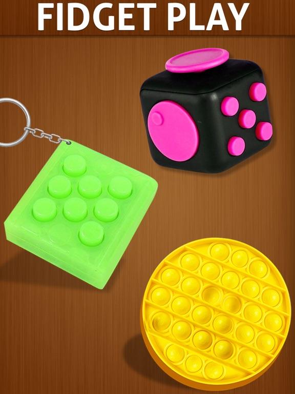 iPad Image of Fidget Box 3D Antistress Toys