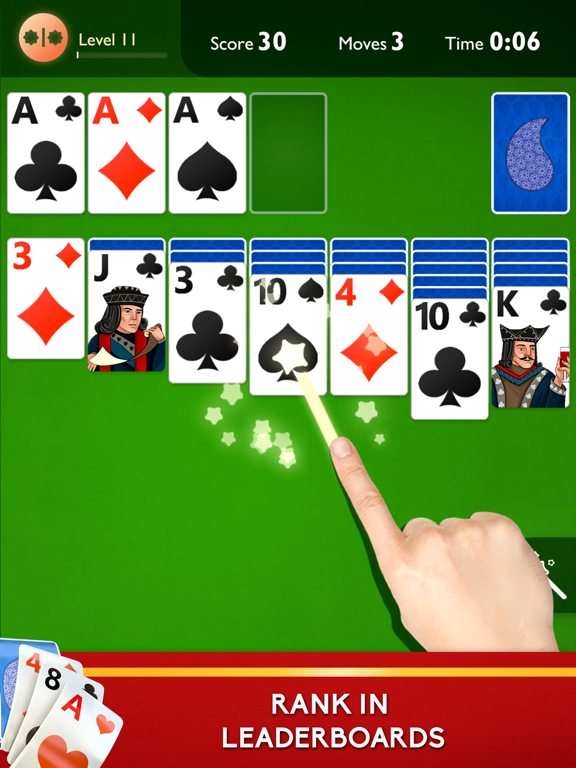 Solitaire Plus + screenshot