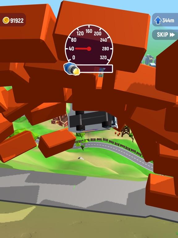 Crash Delivery: クルマ破壊クラッシュゲームのおすすめ画像2