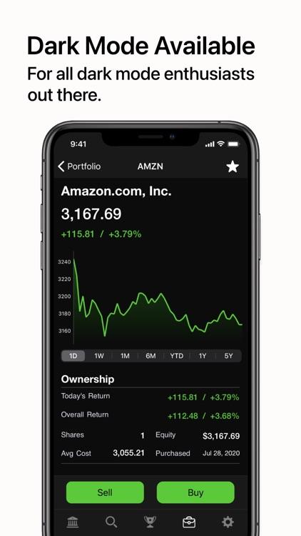 Dream Trade: Stock Market Sim screenshot-5