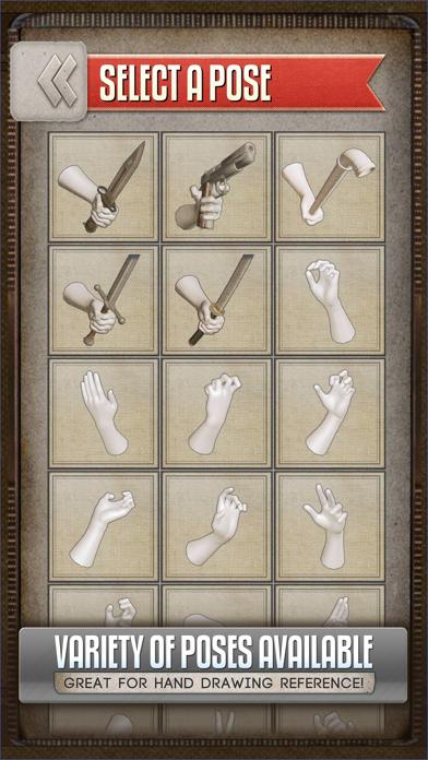 Handy Art Reference Tool Screenshots
