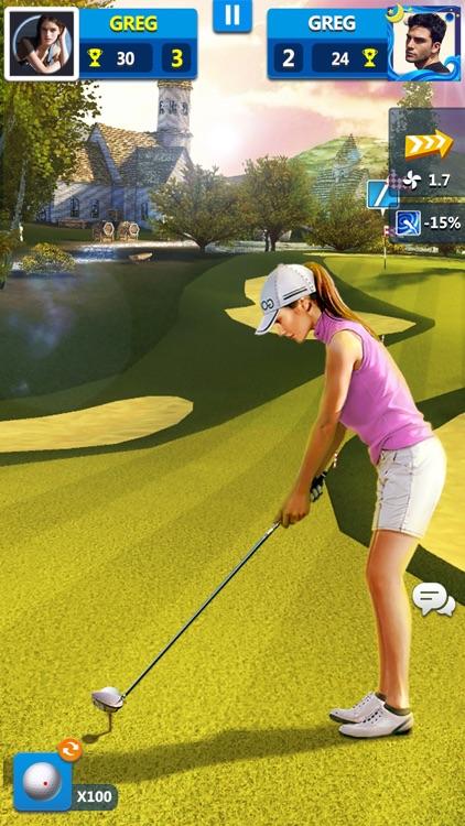 Golf Master! screenshot-4