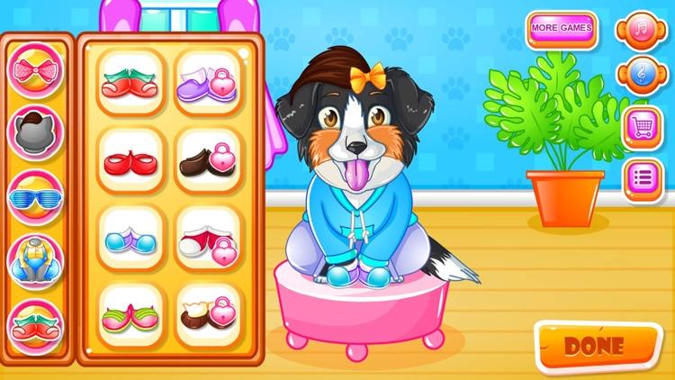 Puppy games & kitty game salon screenshot-8