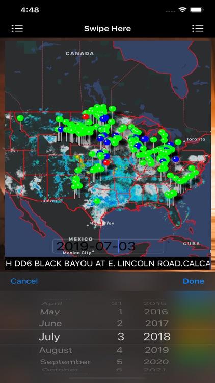 Instant NOAA Storm Lite screenshot-3