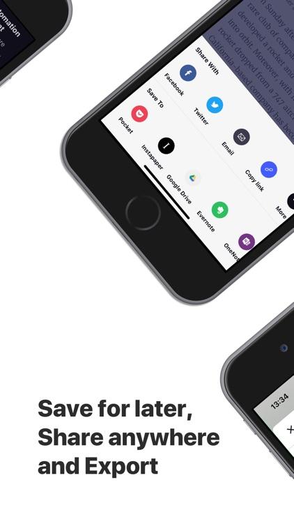 Inoreader - News App & RSS screenshot-7