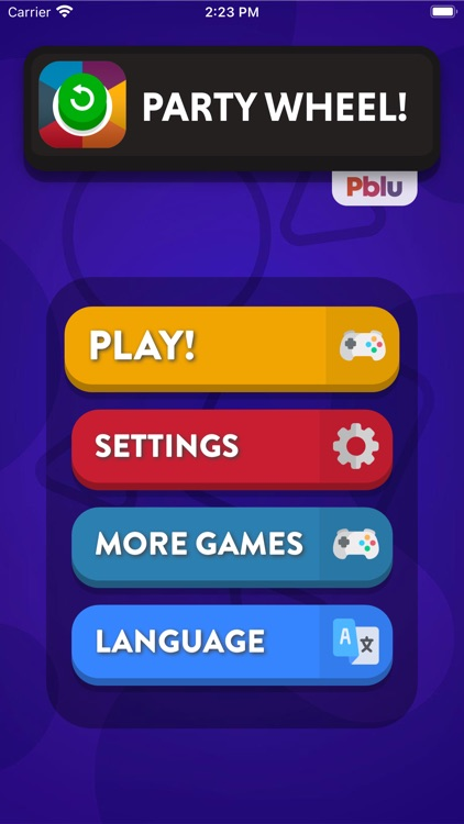 Party Wheel - Draw Act Play! screenshot-6