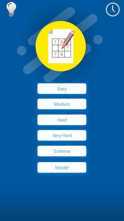 Simple Sudoku Puzzle Game screenshot-3