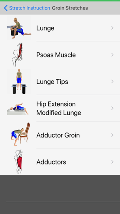 Stretch For Pain Relief Lowerのおすすめ画像6