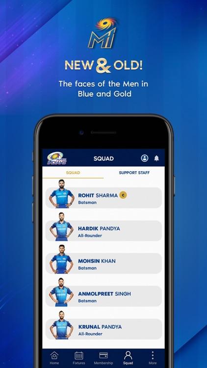 Mumbai Indians Official App screenshot-6
