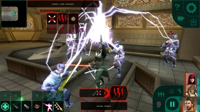 Star Wars™: KOTOR II screenshot 1