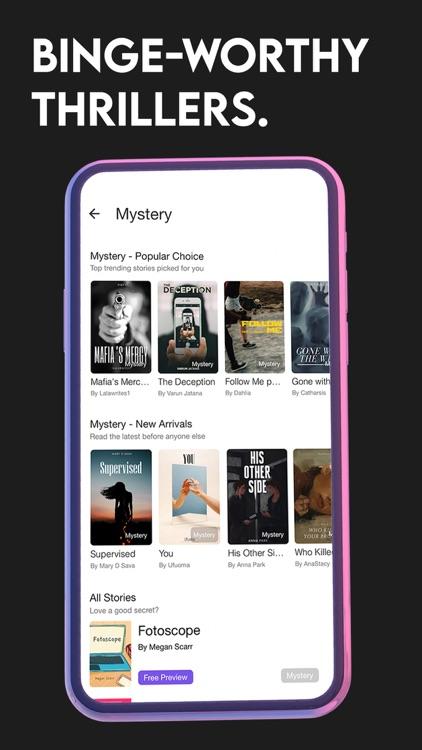 Plop: Read Text & Chat Stories screenshot-6