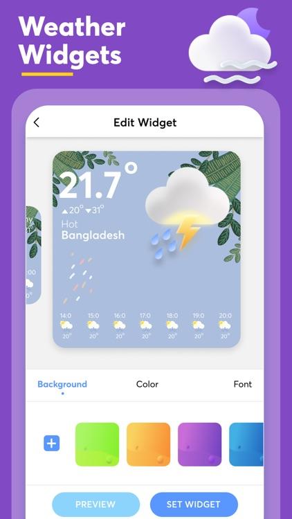 Weather Widget - Radar Channel screenshot-3