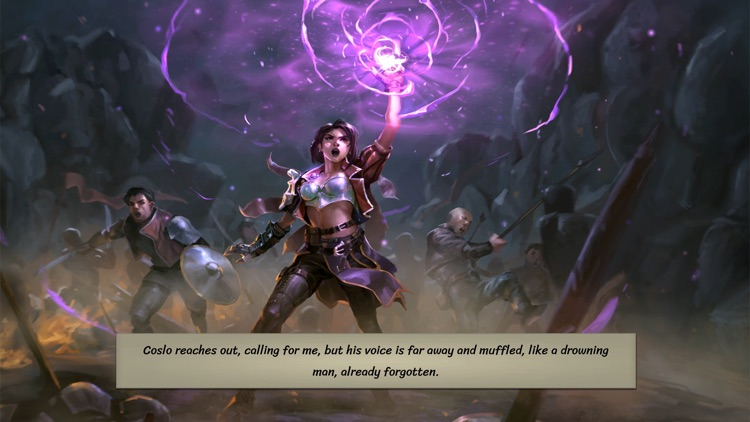 Eternal Card Game screenshot-3