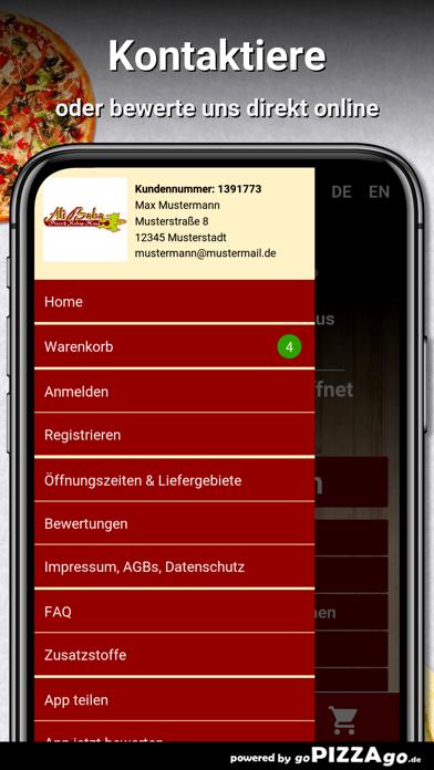 Ali Baba Pizza Emmendingen screenshot 3