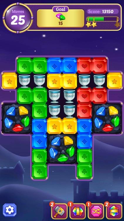 Jewel Gem - Match 3 Jewel Game screenshot-7