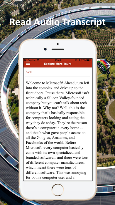 Silicon Valley Driving Tour SF Screenshot