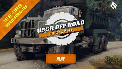 USSR Off Road Truck Driverのおすすめ画像1