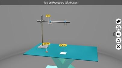 Motion Under Gravity screenshot 2