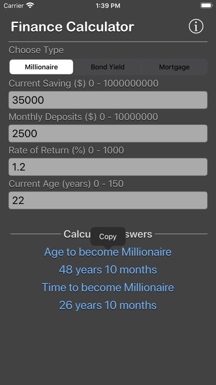 Finance Calculator Plus screenshot-8