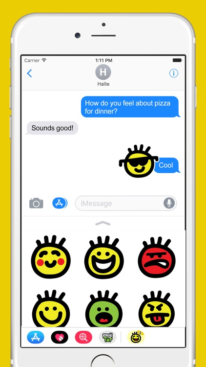 Emoji Reacts