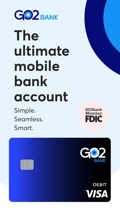 GO2bank: Mobile bankingScreenshot of 1