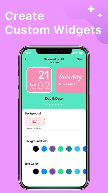 Color Widgets-Photo Widget.s screenshot-6
