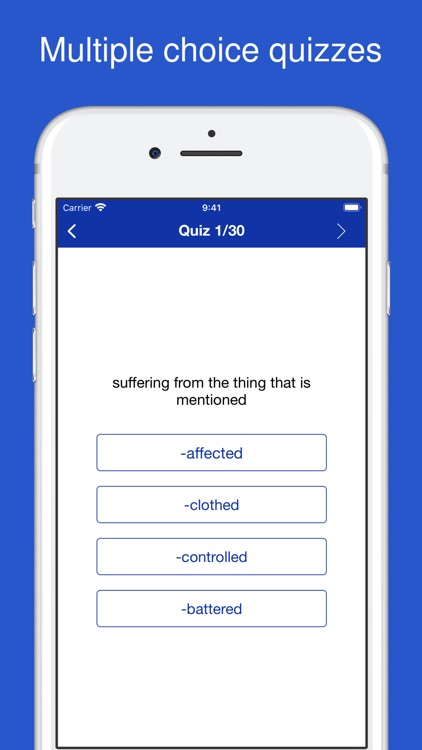 Combining Forms Dictionary screenshot-9